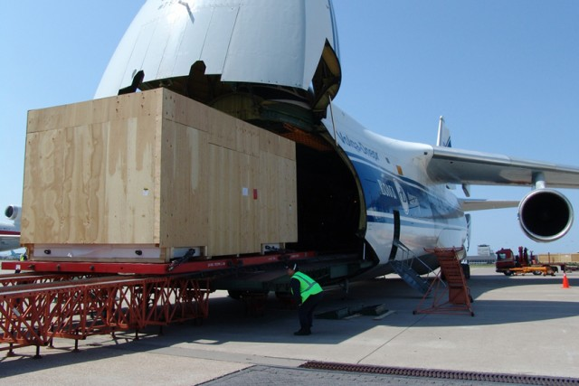 Airfreight & Air Charter